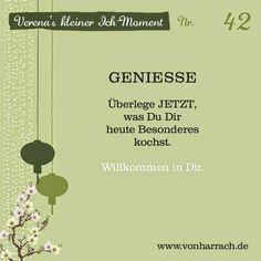 #Meditation #achtsamkeit #innehalten #ichMomente Verena von Harrach - Ihre Körperdolmetscherin