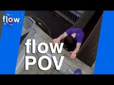 Mirror's Edge In Real Life with Tim Shieff - Flow POV (Ep.2) | Flow (fitness motivation)