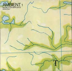 Brian Eno - Ambient 1 (Music For Airports)  - 1978
