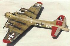 How Monogram Models won the war: B-17 Flying Fortress