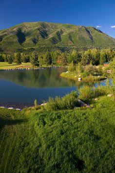 City of Aspen Golf Course #GolfCourseOfTheDay I Rock Bottom Golf #rockbottomgolf