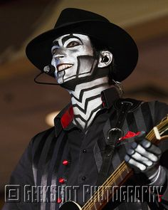 The Spine of Steam Powered Giraffe. This and many more prints available in our SPG Store.