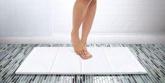 microdry memory foam bath mat