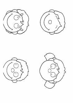 Actividades para niños preescolar, primaria e inicial. Fichas para imprimir en las que tienes que completar los dibujos y colorearlos para niños de preescolar y primaria. Completar y Colorear. 2
