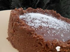 Healthy Desserts, Vanilla Cake, Tiramisu, Pudding, Snacks, Ethnic Recipes, Cukor, Food, Style