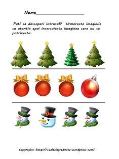 Christmas Activities For Kids, Christmas Printables, Preschool Activities, After School, Emoji, Winter, Asd, Xmas, Note Cards