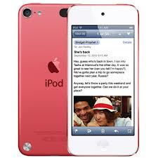 #ipod #touch #apple #pink #white #electronics #17holiday