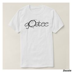 Customizable T-Shirt made by Zazzle Apparel. Closet Staples, Fitness Models, Unisex, Casual, Sleeves, Mens Tops, T Shirt, How To Wear, Stuff To Buy