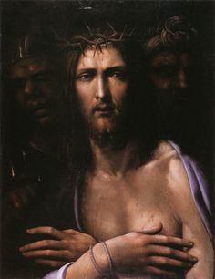 Giovanni Antonio Bazzi, detto Il Sodoma (1477–1549)  Ecce Homo, c. 1510