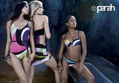 #Parah Spring Summer collection 2016 #beachwear #costumidabagno #beachfashion #beachstyle #bikini #modamare #fashion #ss16 #pareo #costumeintero