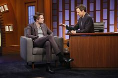 Rob on Late Night with Seth Myers, 6-17-14 (10)