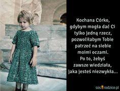 kochana córko My Spirit, Humor, Timeline Photos, Powerful Words, My Children, Self Love, Wish, My Books, To My Daughter