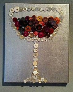 Creating Virginia Anne: Grandmas Buttons - A little piece of Grandma  www.creatingvirginiaanne.blogspot.com
