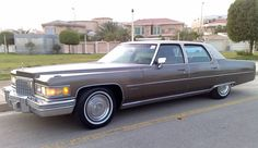 1976 Cadillac Fleetwood Brougham Collectible Cars, Germany And Italy, Cadillac Fleetwood, Old School Cars, America And Canada, Cadillac Eldorado, True Art, Us Cars, Motor Car