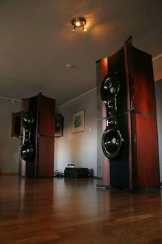 """High end audio audiophile speakers this is all you need """"BABY """" AND  $$$$$$$$"""