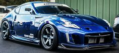 Nissan 370 z Superstreet