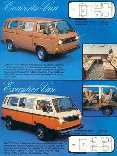 TheSamba.com :: VW Archives - 1980 VW Vanagon ASI Camper
