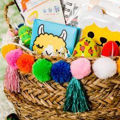 Llama themed Easter