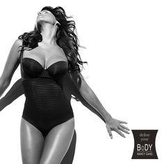 d6bb42225e5c7 Introducing Nancy Ganz SLIMS  A Revolution in Shapewear. The Nancy Ganz  Slims Underbust Bodysuit