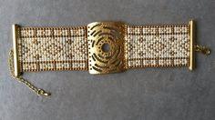 bracelet manchette façon mishki