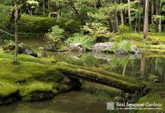 "Saihō-ji (Koke-dera) | One of the most famous gardens in Japan, the ""MossGarden"""