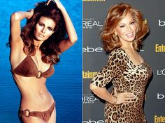 RAQUEL WELCH, 73 photo | Raquel Welch Beauty is no longer only for the young. Women are being celebrated as beautiful at all ages. Stella C.