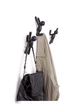 Umbra BUDDY Kleiderhaken 3 Stück schwarz Garderobenhaken Wandhaken NEU & OVP  in Möbel & Wohnen, Klein- & Hängeaufbewahrung, Wand-, Türgarderoben & Haken   eBay!