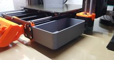 Prusa MK3 - SideBoxes for some Tools by KalleKnall #practical