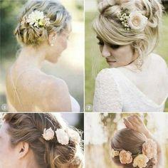 Beautiful bridal hair styles