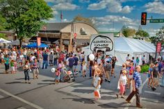 Save the date: Kennett Square's 31st annual Mushroom Festival returns September 10-11, 2016. (Photo by G. Widman for Visit Philadelphia)