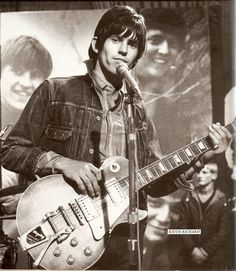 The Rolling Stones, Keith Richards