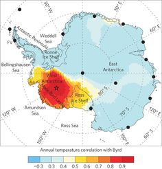 New Report Finds That West Antarctica Is Warming at an Alarming Rate ➤ http://www.theatlantic.com/technology/archive/2012/12/new-report-finds-that-west-antarctica-is-warming-at-an-alarming-rate/266623 - The Atlantic - 2013 01 02