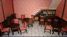 My Miniature World: Adding More to The Master Swordsmen Pub & Inn