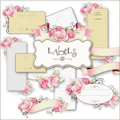 Beautiful Free Printables =)