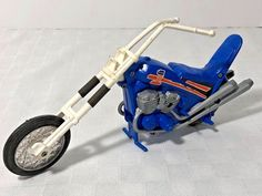 Evel Knievel Chopper Stunt Cycle Ideal 1975