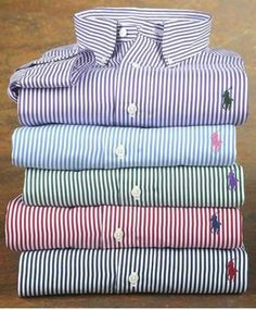 Ideas For Moda Casual Masculina Outfits Ralph Lauren Camisa Ralph Lauren, Ralph Lauren Mens Shirts, Preppy Look, Preppy Style, Stylish Men, Men Casual, Boys Dress Shirts, Polo Shirts, Le Polo