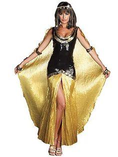 Deluxe Queen of the Pyramids Cleopatra Dress Puku Naisten Egyptin Goddess Halloween Cosplay Costume Cleopatra Dress, Cleopatra Halloween, Goddess Halloween, Egyptian Costume, Queen Cleopatra, Arabian Costume, Sexy Adult Costumes, Sexy Halloween Costumes, Adult Costumes