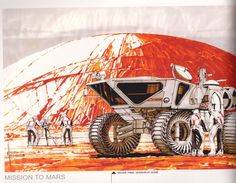 Images by Syd Mead.