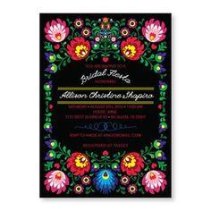 Fiesta Invitation, Cinco de Mayo Party, Mexican Invitation, Fiesta Bridal Shower…