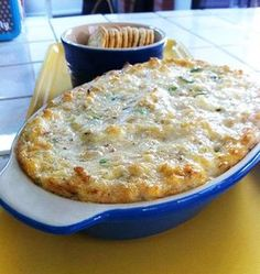 Louisiana Hot Crab Dip - my sister-in-law made this, it's delicious. She used canned crabmeat.