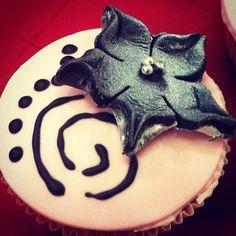 Cupcake www.ninasbakery.ch Showbacken mit www.chuchilade.ch