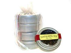 Gifts – www.tantalizingtea.com Tea Gifts, Drinking Tea, Tea Time, Entertaining, Celebrating Christmas, Packaging, Chocolate, Holiday, Green