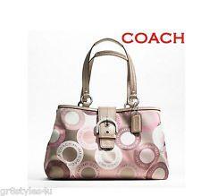 Gorgeous COACH handbag
