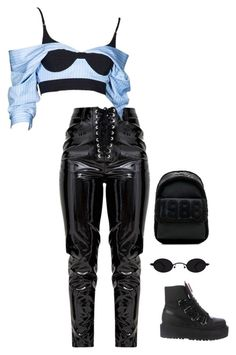 """""""Untitled #1657"""" by streetyouth ❤ liked on Polyvore featuring Puma"""