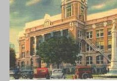 Cooke County Texas Courthouse, Gainesville, Texas
