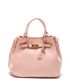 Rose+leather+padlock+bag+by+Isabella+Rhea+on+secretsales.com