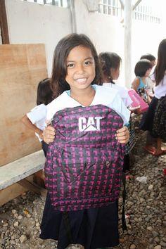 HHC 2014 Slums, School Supplies, Under Armour, Backpacks, Children, Bags, School Stuff, Young Children, Handbags