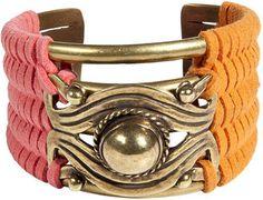 ShopStyle: Dannijo Oxidized Brass Plated Jane Cuff