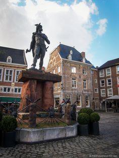 Ambiorix Statue, a Gallic chieftain of the Eburones tribe. Tongeren | Belgium ♕