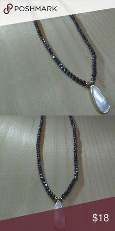 Choker New choker 12? hematite color Jewelry Necklaces